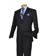 2 Button Navy Suit
