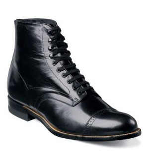 Black Madison Boot