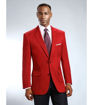 Red Chapter Coat