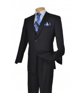 2 Button Navy Suit